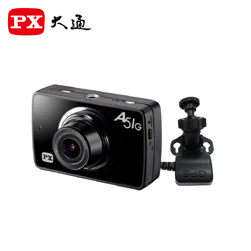 PX 大通 A51G GPS测速 夜视高画质行车记录器