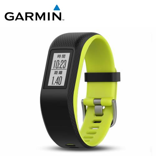 GARMIN vivosport GPS 智慧健康心率手环 莱姆绿(L)