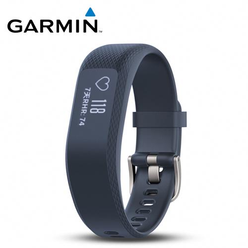 GARMIN Vivosmart 3 智慧健身心率手环 都市蓝(S)