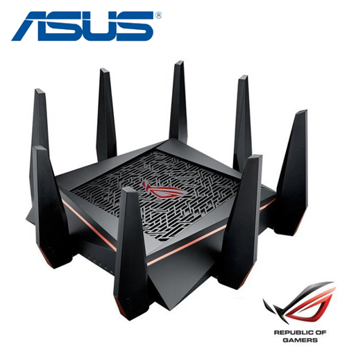 ASUS 華碩 ROG Rapture GT-AC5300 電競專用 三頻 無線分享器