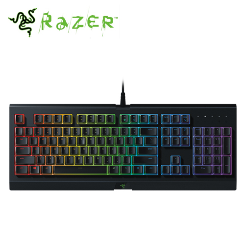 Razer Cynosa Chroma 萨诺狼蛛键盘(中)
