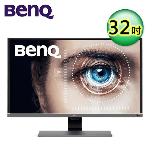 BENQ EW3270U 32吋 4K HDR 舒视屏护眼液晶萤幕
