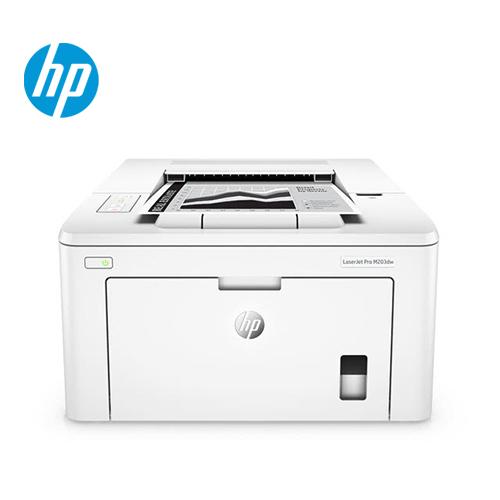 HP LaserJet Pro M203dw 无线黑白雷射打印机(G3Q47A)
