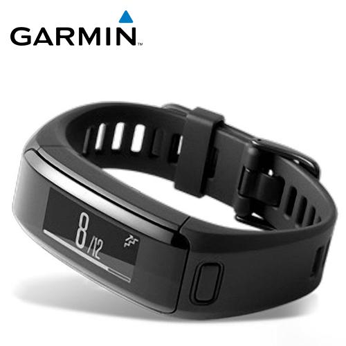 GARMIN VivoSmart HR 智慧手环(沉稳黑)