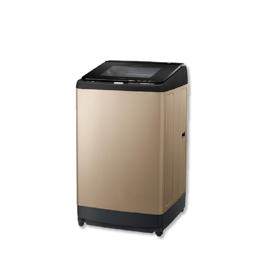 好礼送【HITACHI日立】24公斤变频直立式洗衣机SF240XBV-香槟金