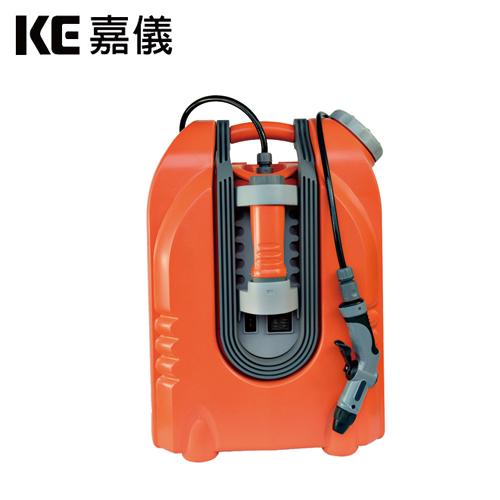 嘉儀 iwasher 充電式行動高壓清洗機 KEC-20L