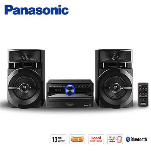 Panasonic 国际牌 强力重低音 时尚组合音响 SC-UX100-K
