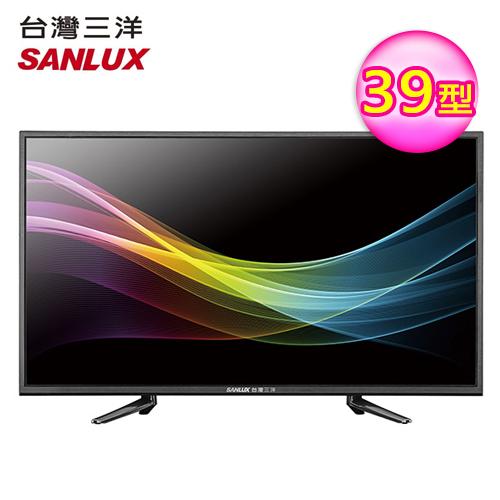 SANLUX 三洋 39型 LED液晶顯示器 SMT-39MA3