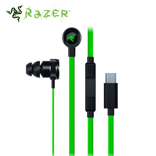 Razer 雷蛇 Hammerhead USB-C 戰錘狂鯊 耳塞式耳麥