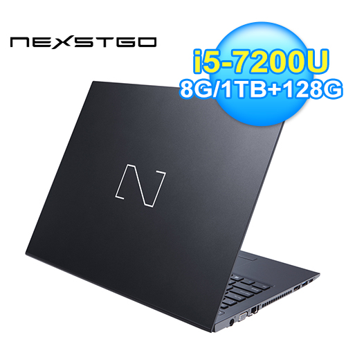 NEXSTGO|NS15N1TW 15.6吋輕薄商用筆電 灰色
