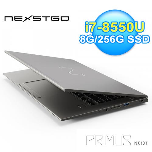 NEXSTGO|PRIMUS系列 Harry NX-101 14吋旗艦商用筆電 銀色