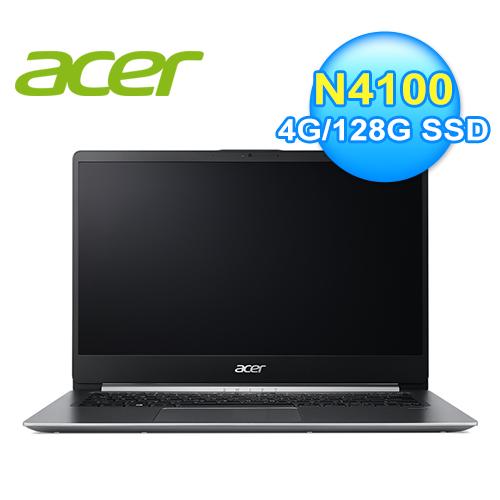 ACER SF114-32-C5VB 14吋筆電 星光銀