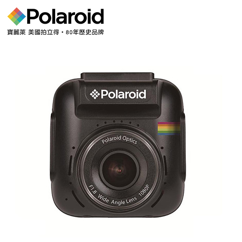 Polaroid 宝丽莱|高画质GPS测速预警行车纪录器 S231GS