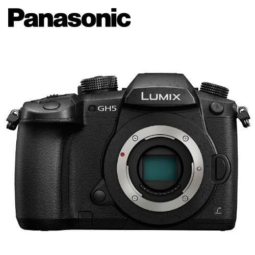 Panasonic Lumix DC-GH5-K 數位單眼相機 單機身