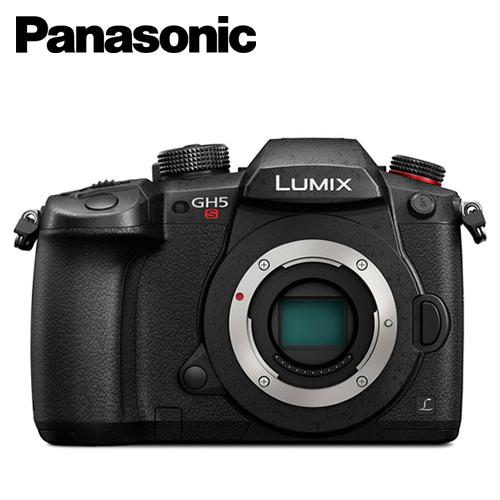 Panasonic LUMIX DC-GH5S-K 數位單眼相機 單機身