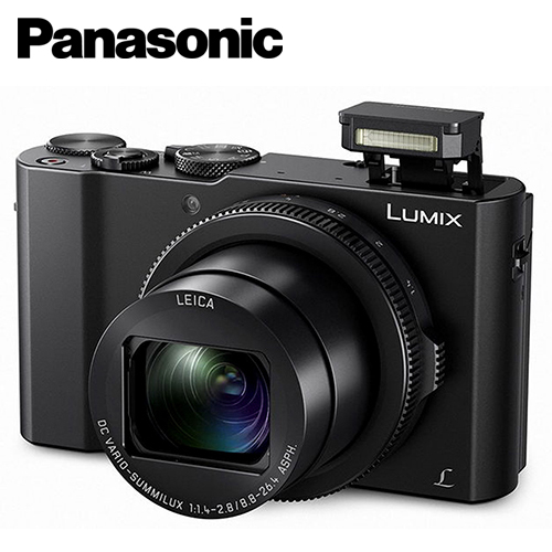 Panasonic 國際牌 LUMIX DMC-LX10-K 數位相機