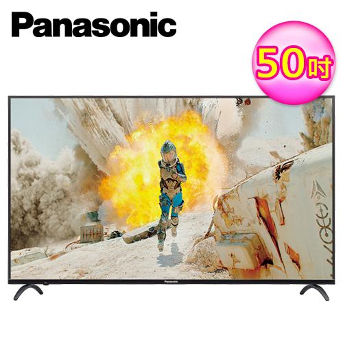 Panasonic 國際牌 50吋 4K 連網液晶顯示器+視訊盒 TH-50EX550W