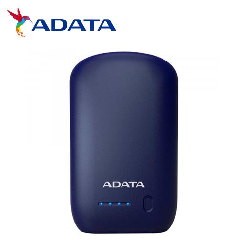 ADATA 威剛 P10050 行動電源 10050mAh 藍色