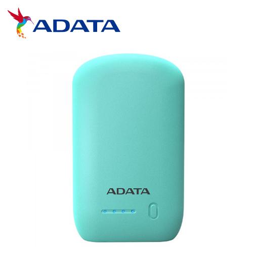 ADATA 威剛 P10050 行動電源 10050mAh Tiffany藍