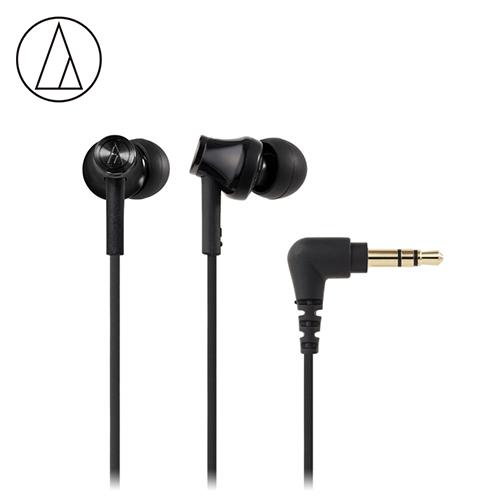Audio-Technica 鐵三角 ATH-CK350M 耳道式耳機 黑色