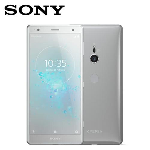 Sony XZ2 64G 5.7吋娛樂旗艦手機 (簡配) 銀色