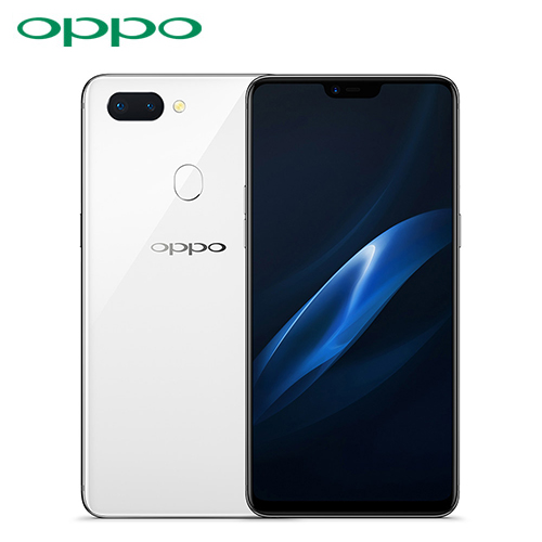 OPPO R15 128G 6.28吋 全屏智慧美顏機 雪盈白
