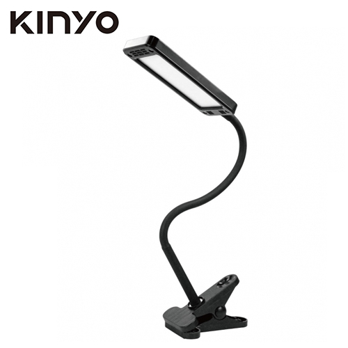KINYO 高亮度USB夾燈(PLED-420)