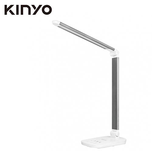 KINYO 高質感 LED 金屬檯 燈PLED-439