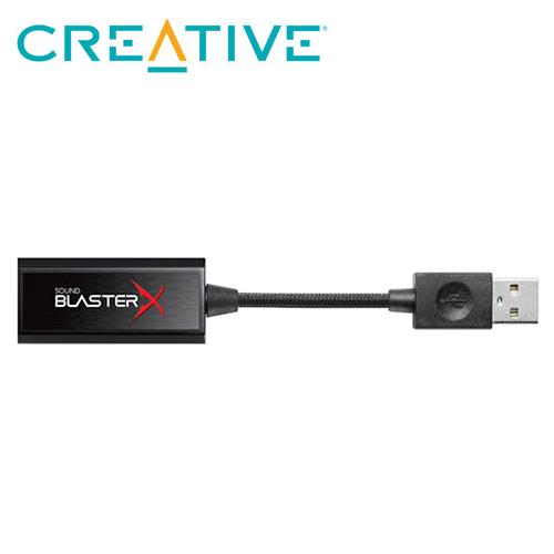 【Creative 創巨】Sound Blasterx G1 音效卡