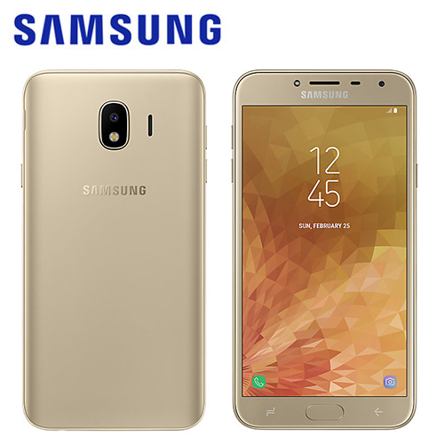 Samsung Galaxy J4 2G/16G 5.5吋雙卡雙待智慧手機-金色(簡配)