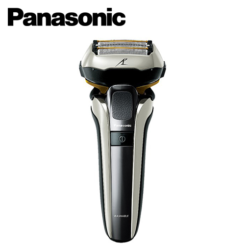 【Panasonic  國際牌】五刀頭 音波水洗電鬍刀 ES-LV9C-S(銀色)