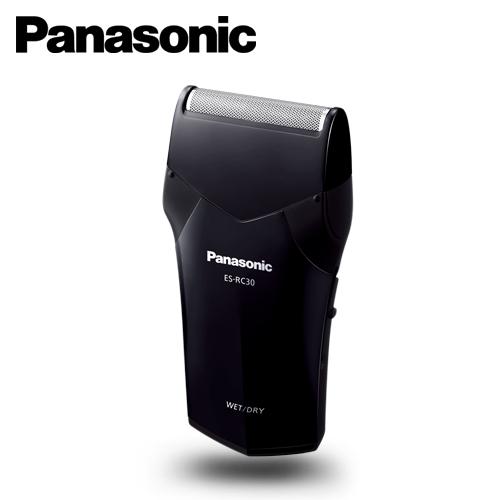 【Panasonic 國際牌】單刀頭電鬍刀 ES-RC30-K