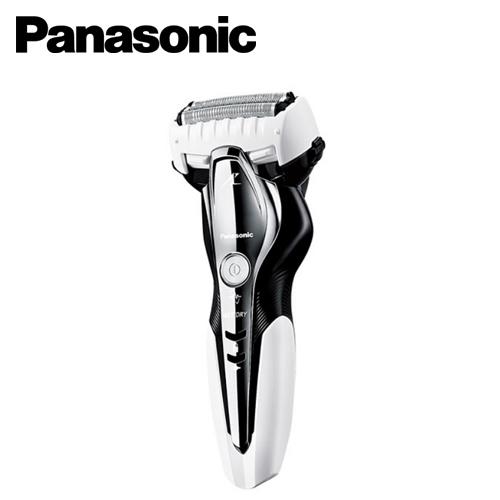 【Panasonic 國際牌】旗艦型三刀頭刮鬍刀 白 ES-ST2Q-W