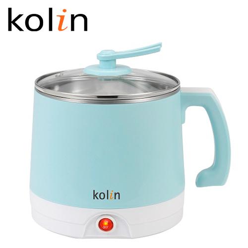 Kolin 歌林|雙層防燙不鏽鋼美食鍋 KPK-LN150