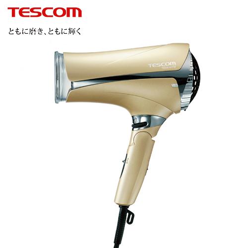TESCOM 超大風量負離子吹風機 TID2510TW 香檳金