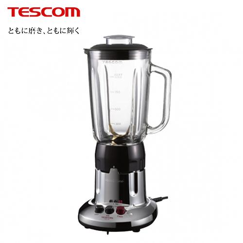 TESCOM 大容量果汁機 TM8800TW 鐵灰色