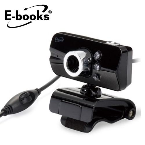 E-BOOKS W10 網路HD攝影機