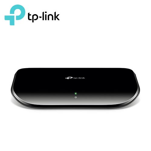 【TP-Link】5埠 Gigabit 網路交換器(TL-SG1005D)