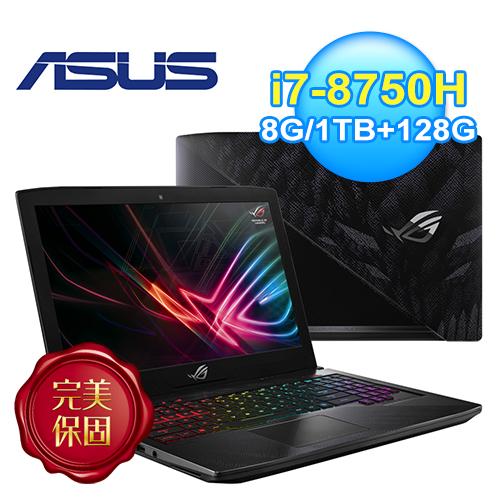 ASUS ROG STRIX Hero  GL503GE-0031D8750H 15.6吋 電競筆電