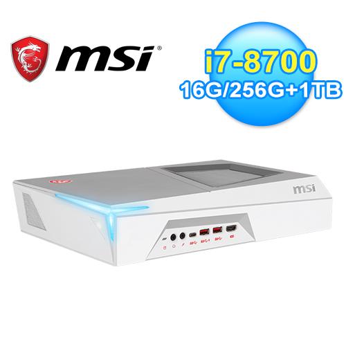 【MSI 微星】Trident 3 Arctic 8RD-057TW 電競桌上型電腦