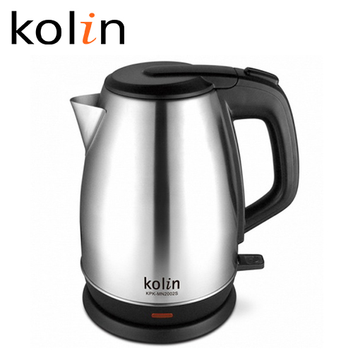 【Kolin 歌林】304不鏽鋼快速加熱快煮壺(KPK-MN2002S)