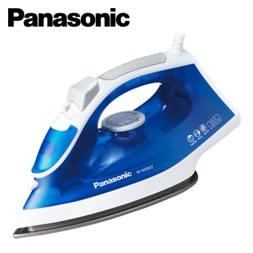 【Panasonic 國際牌】蒸氣電熨斗 藍色(NI-M300TA)