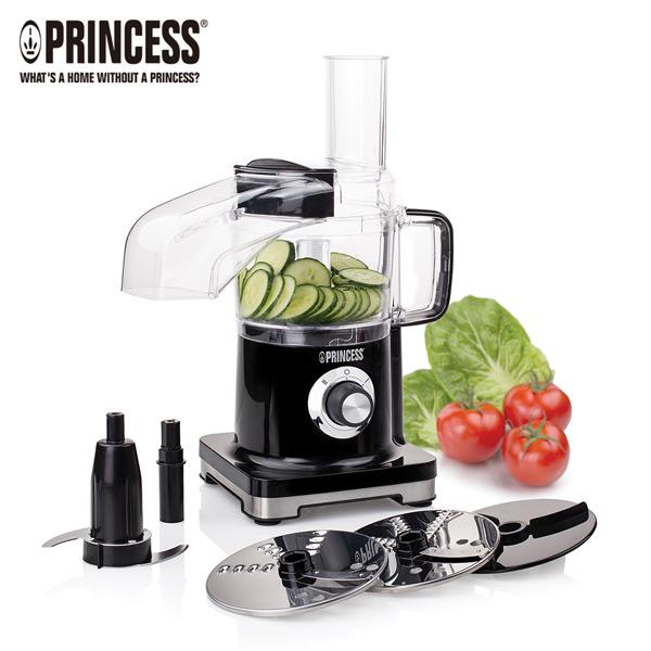 【PRINCESS|荷蘭公主】迷你食物處理機 220500