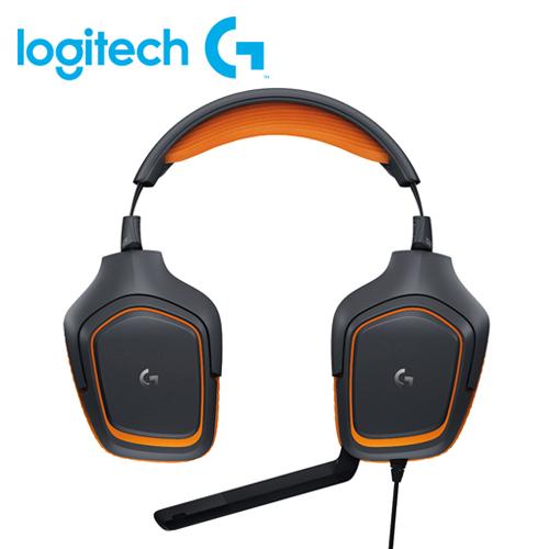 羅技 G231 PRODIGY耳機麥克風
