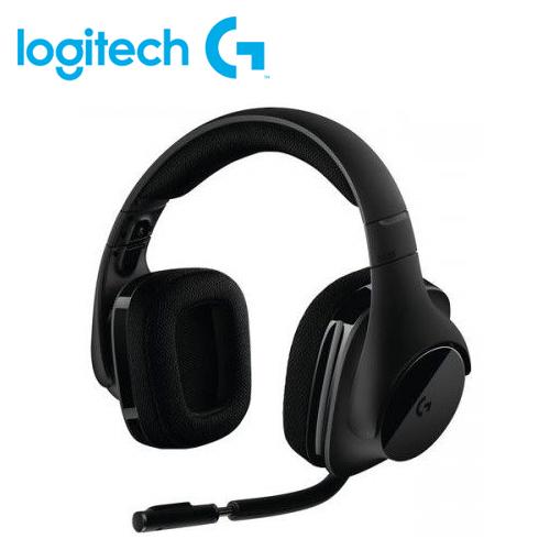 【logitech 羅技】G533 7.1環繞音效遊戲耳麥