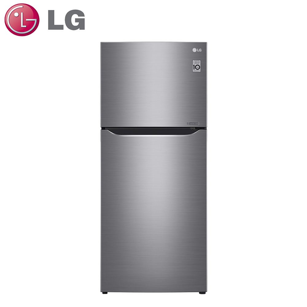 【LG樂金】393L變頻上下門冰箱GN-BL418SV