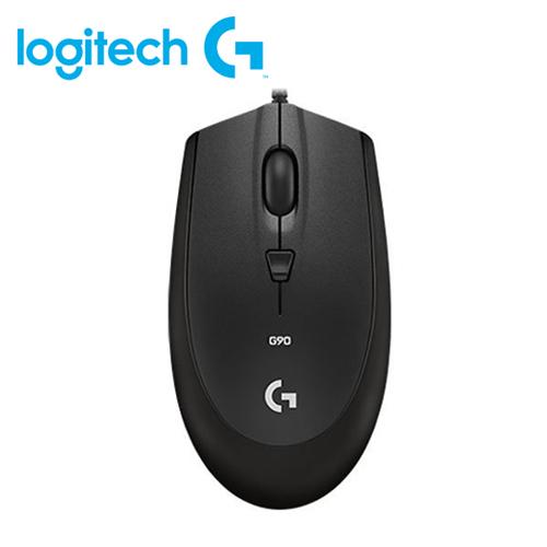 Logitech 羅技 G90 二代 光學滑鼠