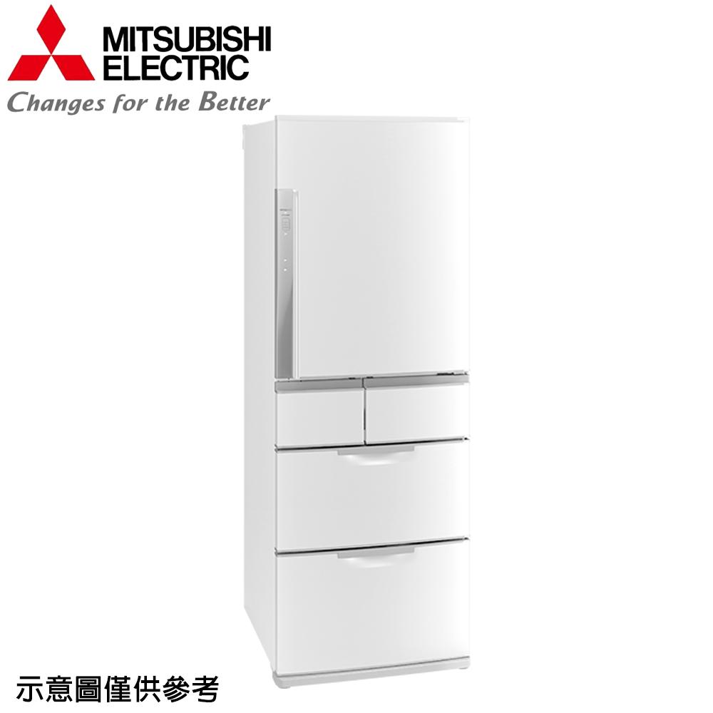【MITSUBISHI 三菱】525公升日本原裝變頻五門冰箱MR-BXC53X-W