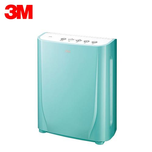 【3M】寶寶專用6坪空氣清淨機 馬卡龍綠(FA-B90DC GN)