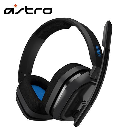 【ASTRO】A10 電競耳機麥克風 藍色